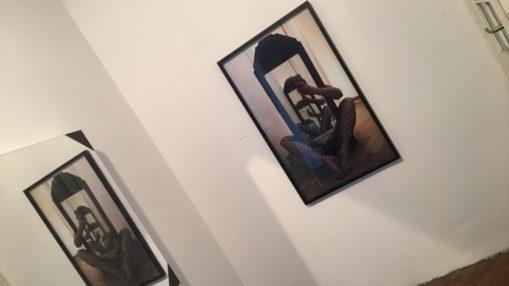 Wystawa Na pozór silna dziewczyna a wśrodku ledwo się trzyma Zofia Krawiec fot. moj